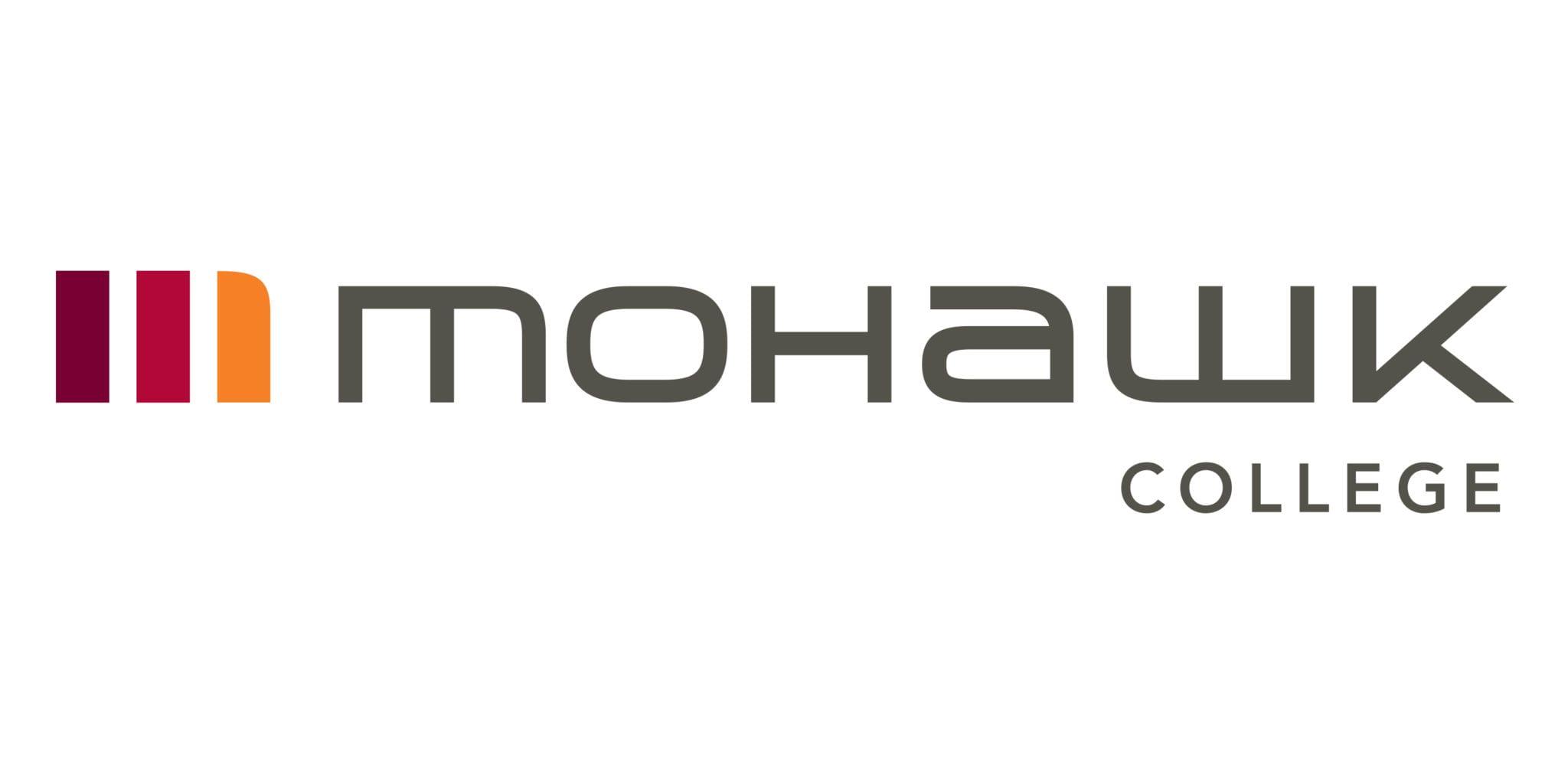 Mohawk College Logo - Horizontal colour - colour jpg