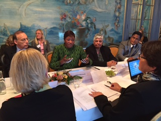 Workshop Sweden´s Ministry for Foreign Affairs
