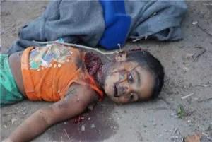 tamil child killed by sri lankan govt troops சுர்ஜித்தும் ஈழமண்ணில் புதைந்த குழந்தைகளும் - தீபச்செல்வன்
