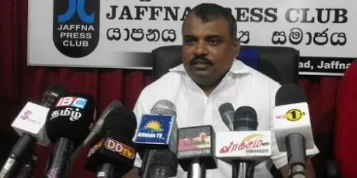 kajendran 0 மக்களைப்பற்றி சிந்திக்காத அரசு; கஜேந்திரன் குற்றச்சாட்டு