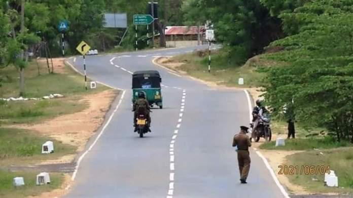 99 63 தொற்றாளர்கள் - முடக்கப்பட்ட புதிய வளத்தாப்பிட்டிக் கிராமத்துக்கு இன்று நிவாரணம்