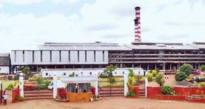 சீனித் தொழிற்சாலை