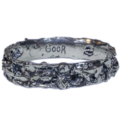 Bracelet with animal prints
