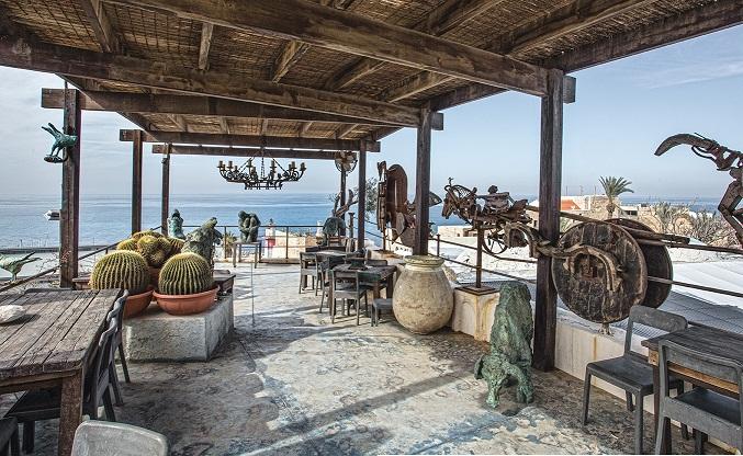 אמנות ישראלית מתעדת את הנופים המרהיבים של הארץ