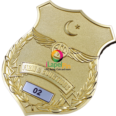 Custom Badges Security Badges - China Custom Badges Factory Security Badges 1