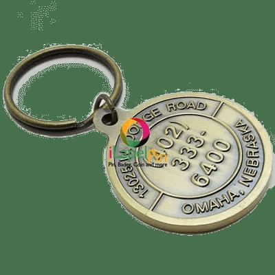 Personalised Keyrings Promotional Products - iLapelpin.com - China custom keychains Key ring Factory 2