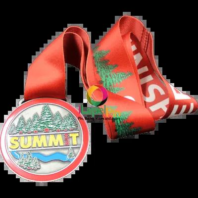ribbon award Custom Sports Medal - iLapelpin.com - China ribbon award Custom Sports Medals Supplier 2