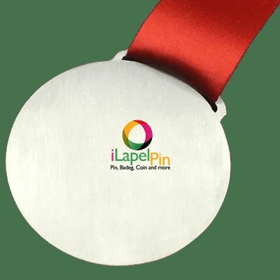 ribbon award Custom Sports Medal - iLapelpin.com - China ribbon award Custom Sports Medals Supplier 3