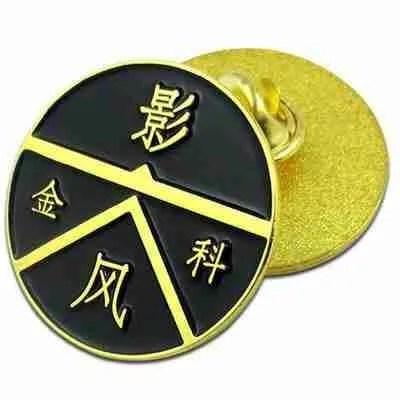 cheap custom gold metal lapel pin - ILAPELPIN.COM - cheap custom gold metal lapel pin 1