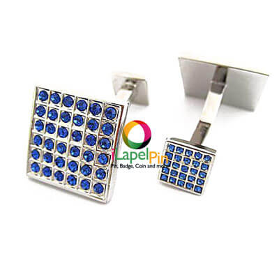 cufflinks and tie clips factory - iLapelpin.com - China Cufflinks and Tie Clips Factory 1