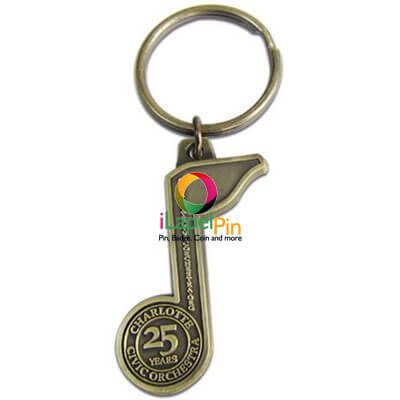 Custom Engraved Keychains China Keychains Factory - iLapelPin.com 1