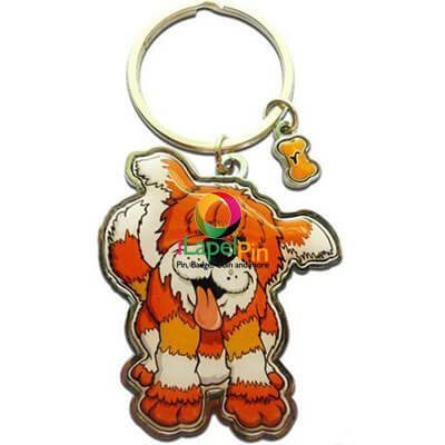 Engraved Keychains China Custom Keychains Factory - iLapelPin.com 1