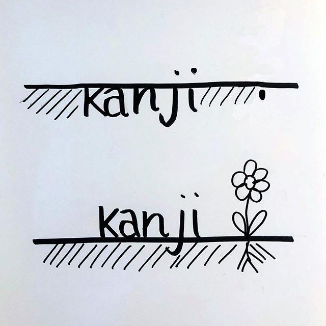 Schizzi per Kanji