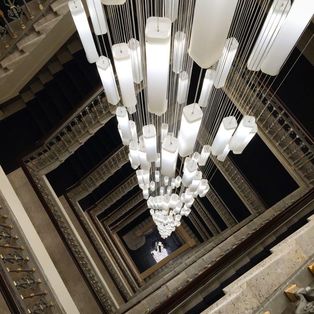 Dormire a Milano Excelsior Hotel Gallia  Ilaria Barbotti