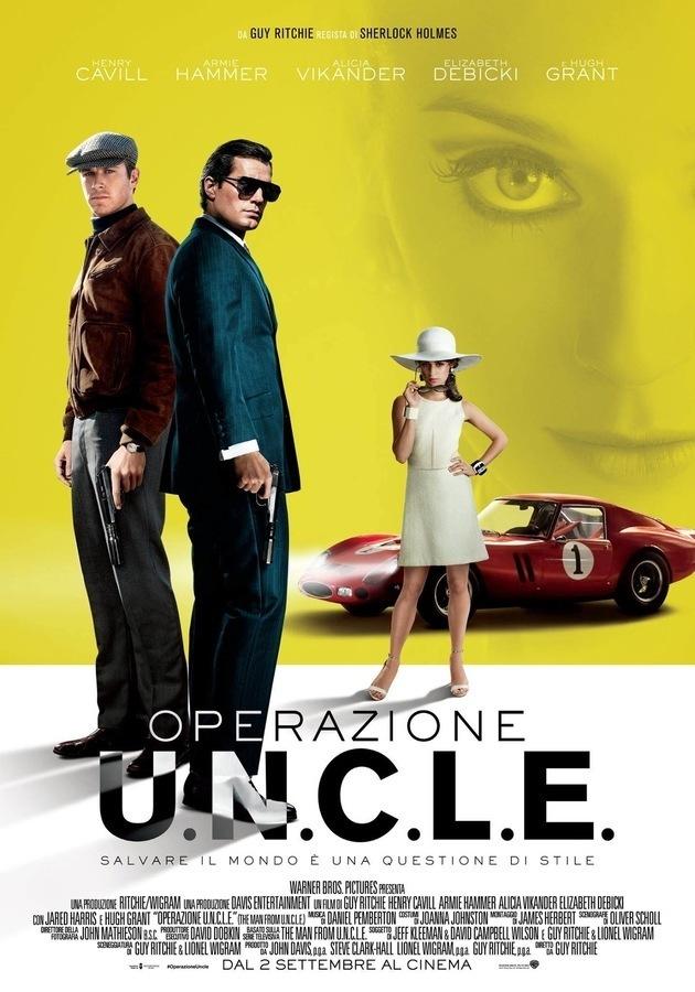Operazione UNCLE_Locandina