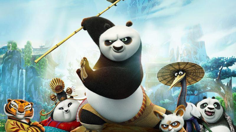 Kung-Fu Panda 3 (2016)
