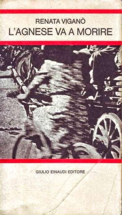 La copertina originale dell'edizione Einaudi