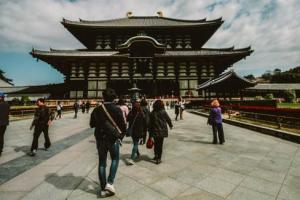 japan tourism temple