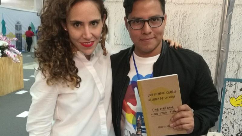 Entrevista con nuestra Amiga Amalia Andrade.