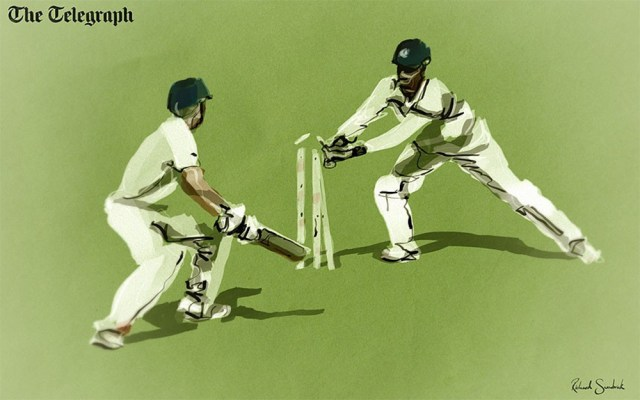 Cricket secondo Richard Swarbrick