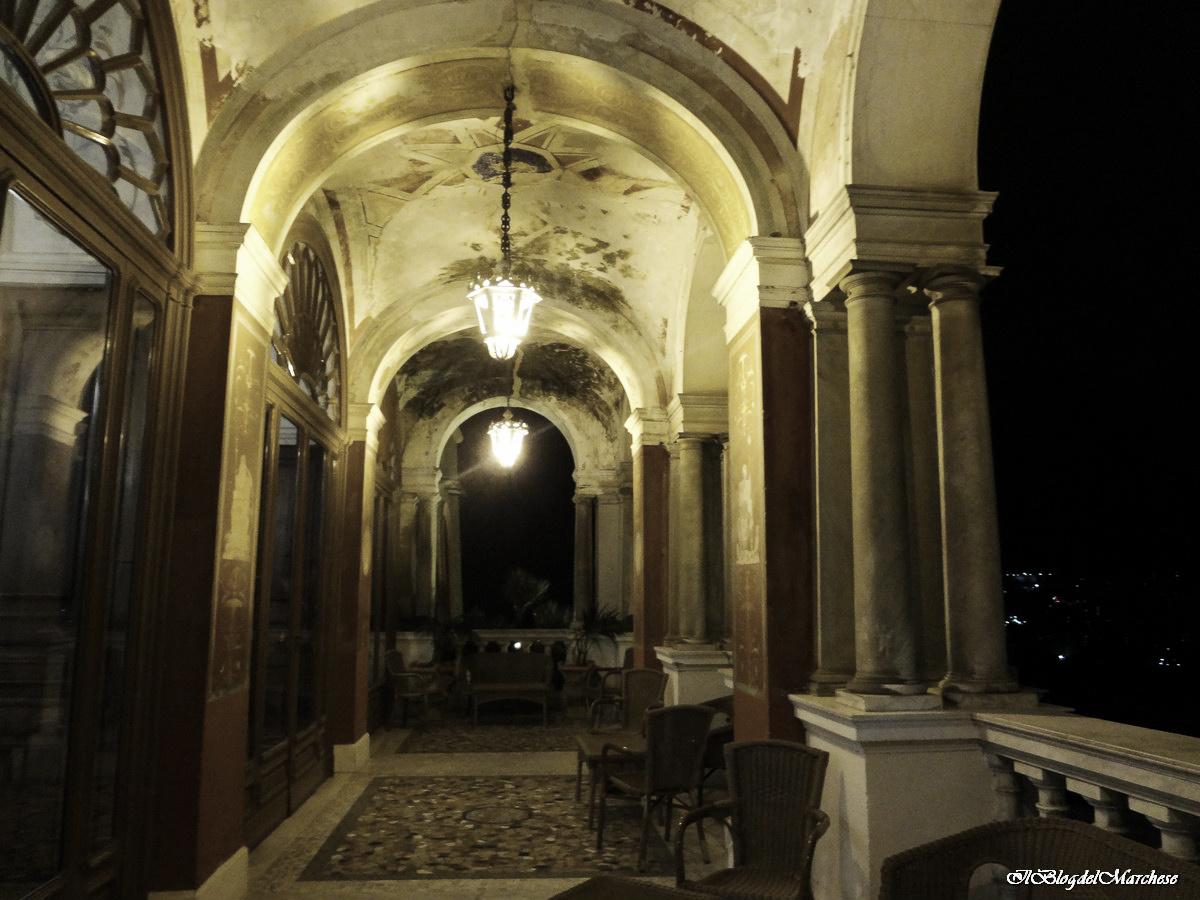 Ballo CNI Napoli a Villa Domi
