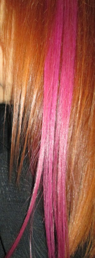 san faustino nuovo look capelli colorato