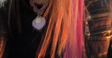 nuovo look capelli colorato