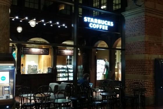 starbucks, caffè cappuccino