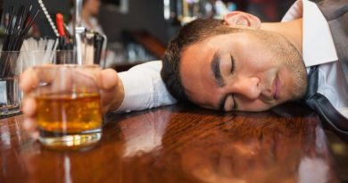 alcol bere troppo