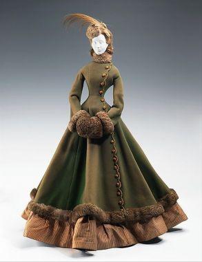 1867 cappotto signora