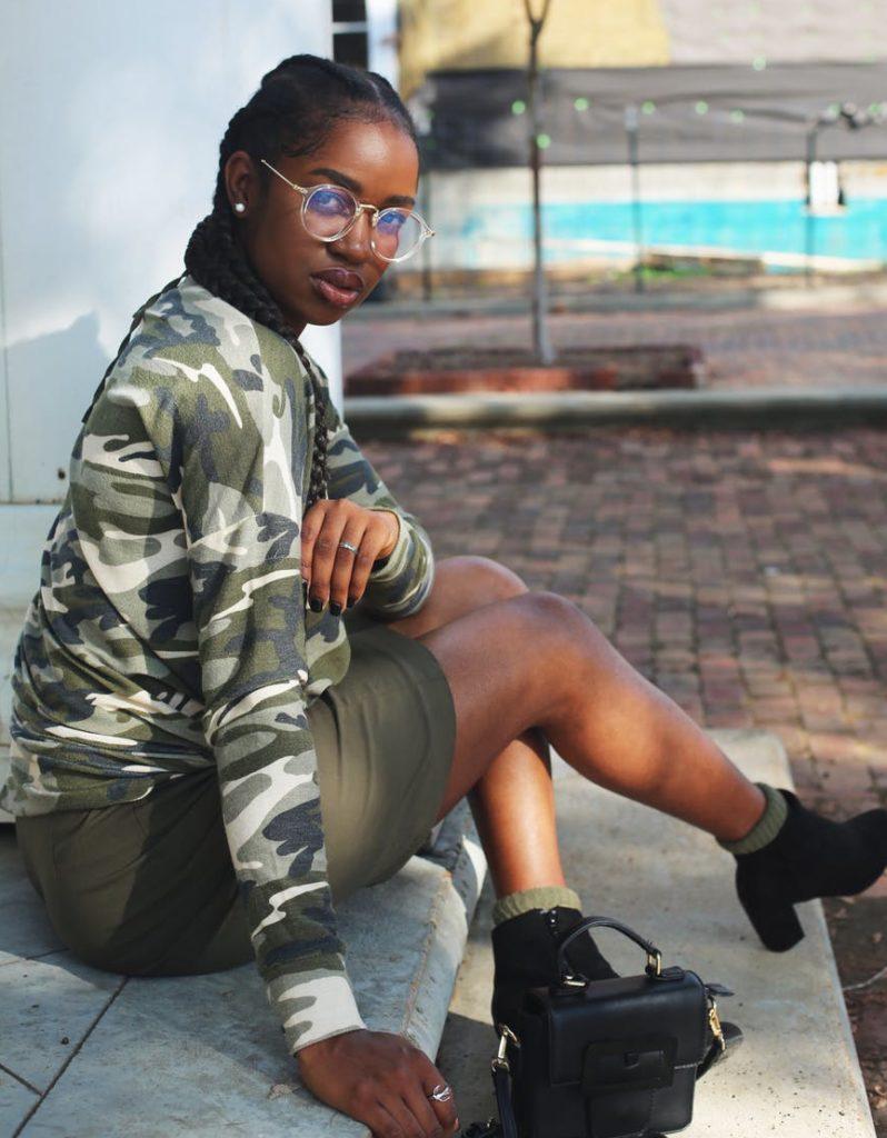 camouflage nella moda