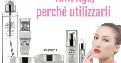 Prodotti cosmetici anti age