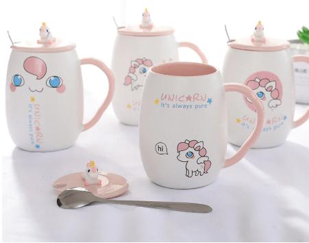 unicorni mug tazza unicorno