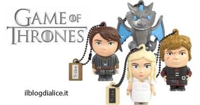 Idee regalo economiche e originali: Game of Thrones e non solo