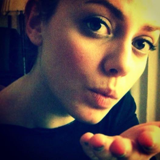 Annalisa Scarrone cantante di Amici di Maria de Filippi