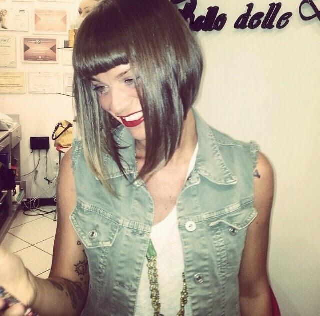 Alessandra Amoroso cambia look
