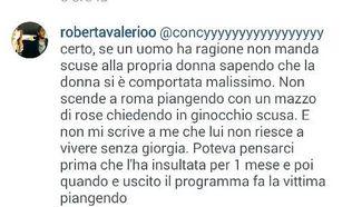 Svrive Valerio Lucini fratello di Giorgia su Instagram