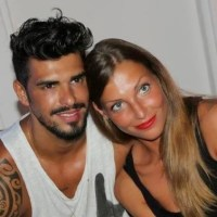 Cristian Gallella e Tara Gabrieletto durante le loro ultime serate