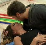 Bacio fra Sharon Begonzi e Andrea Cerioli a Uomini e donne