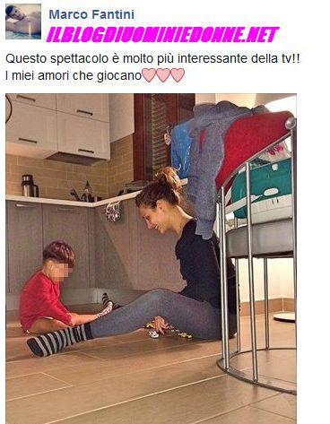 Marco Fantini messaggio su facebook