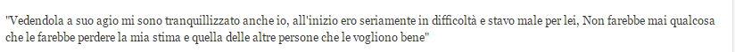 Francesco Monte dichiara a Visto parte 1