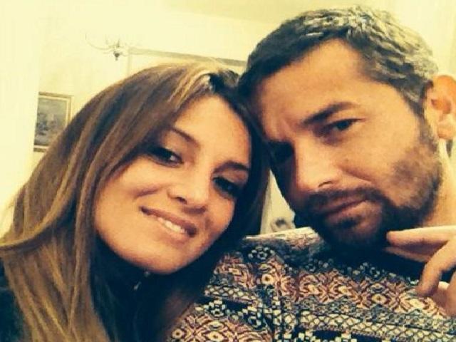 Foto selfie della coppia Emanuele d'Avanzo e Alessandra de Angelis di ritorno dalla trasmissione Temptation Island