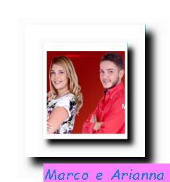 Marco e Arianna del Grande Fratello 14