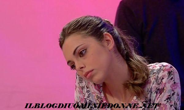 Giulia Carnevali corteggiatrice di Uomini e donne