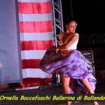Ornella Boccafoschi ballerina di Ballando con le Stelle