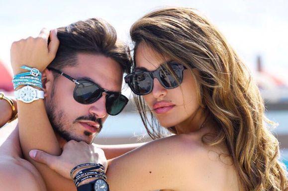 Rosa Perrotta e Pietro Tartaglione a Formentera
