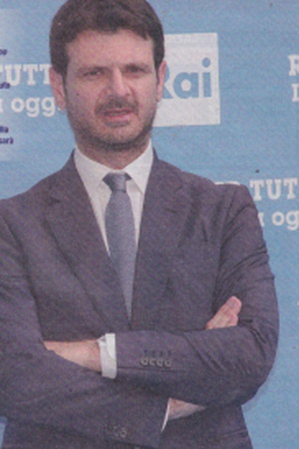 Andrea Fabiano rassicura un medico in famiglia ci sarà