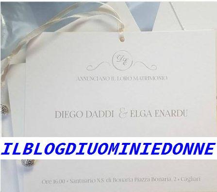 Diego Daddi e Elga Enardu