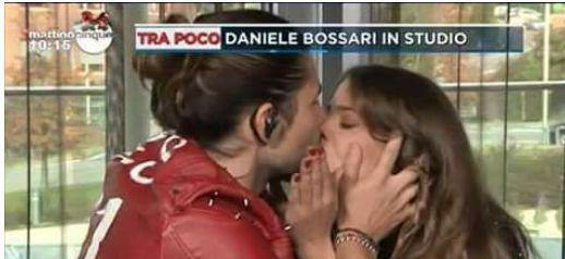 Luca Onestini e Ivana Mrazova bacio in pubblico, ma nella notte?