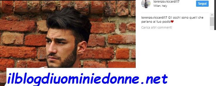 Lorenzo su Instagram fa capire che sta per dichiararsi per…